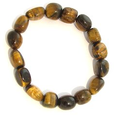 Tigers Eye Chunky Bracelet