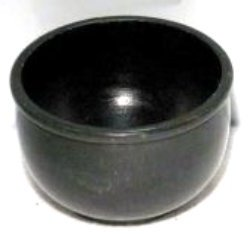 Black Scrying Bowl 3""