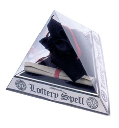 Pyramid Spell Kit Lottery Spell