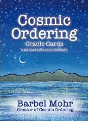 Cosmic Ordering Oracle Cards