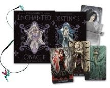 Enchanted Oracle (Book & Cards) by Jessica Galbreth