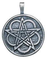 Celtic Pentagram for Achievement of Goals.