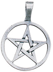 Ringed Pentagram for Will Power and Success