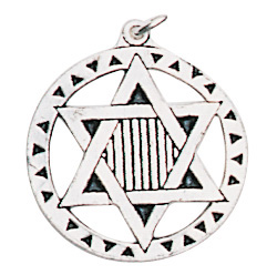 Star of David for Protection, Perception and Knowledge