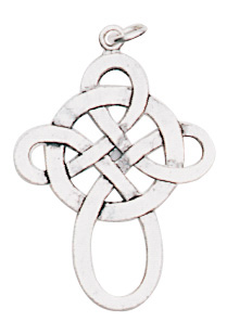 Celtic Knot for Happy Love and Friendship