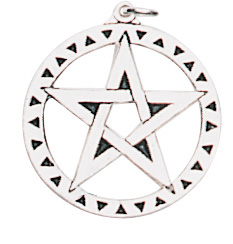 Pentagram for Achievement of Desires