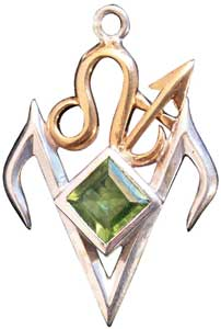 Libera - Peridot Pendant for Cleansing and Releasing
