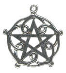 Pentagram of Brisingamen for Beauty and Charm