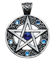 Celtic Pentagram for achieving Will Power and Success