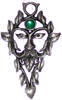 The Green Man for Natural Magic