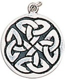 Shield of the Four Directions Charm for Love & Happiness