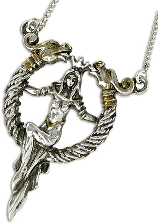 Queen Boudicca's Torc for Triumph of Spirit