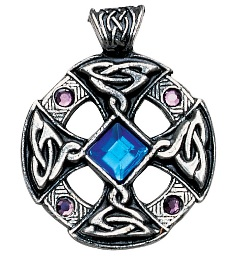 Celtic Cross for Inspiration & Intuition