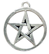 Pentagram for the Magic of Spirit